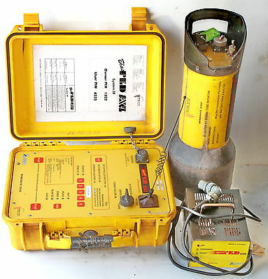 Orica BlastPED Exel Blasting Controller and BlastPED ST Signal Tube Initiator