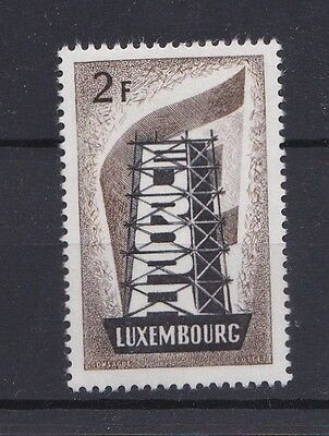 Luxembourg  1956  Europa   Sg 609   M / H