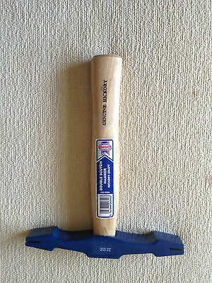 Hickory Double Scutch 22oz Hammer Stone Carving