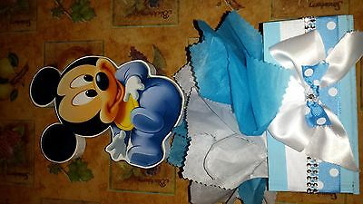 Baby Mickey Mouse Center Piece Set