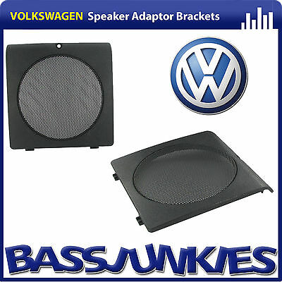 "CT25VW11 VW Volkswagen Golf MK2 1983-1992 5.25"" Car Front Door Speaker Grilles"