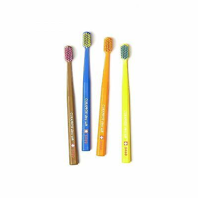 Curaprox Sensitive Toothbrushes - Various Options Soft, Ultra Soft or Supersoft