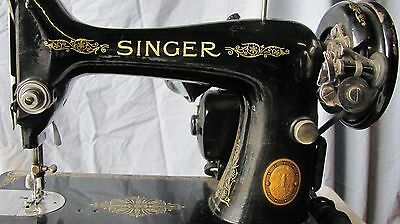 Vintage SINGER SEWING MACHINE by Simanco