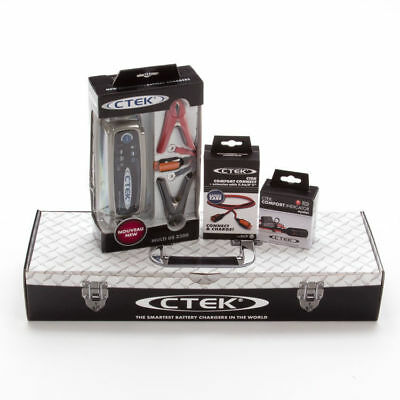 CTEK 3300 Comfort Indicator Extension and Eyelet Toolbox Kit