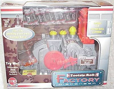 Tootsie Roll Factory made in 1999 collectible toy new