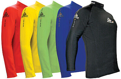 Adrenalin Mens 2P Thermo Rash Top - Long Sleeve - Lifetime Warranty