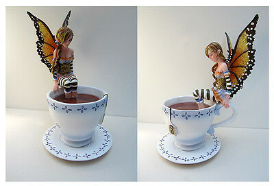 NIB Amy Brown Collectibles WARM TOES FAERY FAIRY C/18