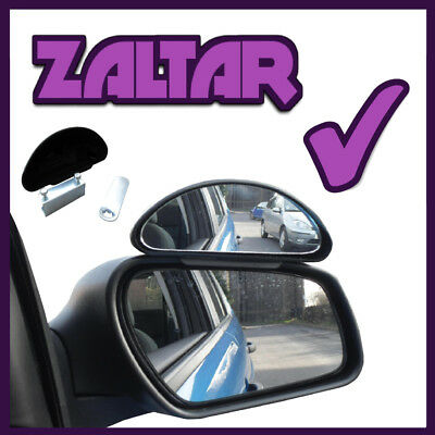 Adjustable Blind Spot Blindspot Mirror Car Towing Reversing Driving Instructor