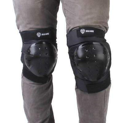 Sport Motorcycle Off-Road Racing Knee Guard Brace Pad Support Protector Gear