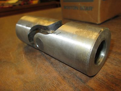 Boston Gear Universal Joint JA200B Steel New Surplus