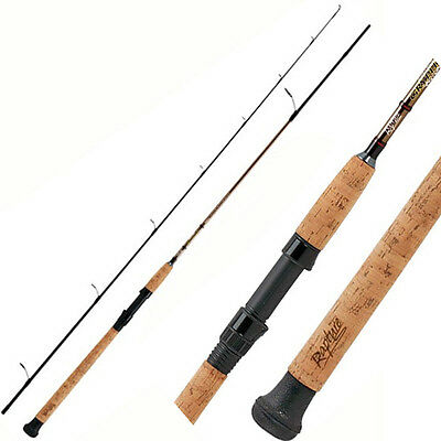 Canna Trabucco Rapture Gryphon Pesca Spinning Robusta Mare Fiume