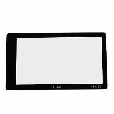 Fotga Optical Glass Hard LCD Screen Protector Guard Cover for Sony NEX-5C Camera