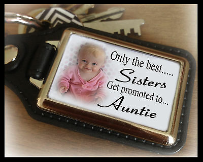 Personalised keyring, Sister, Auntie, Birthday gift or Christmas present