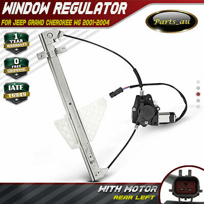 Window Regulator Assembly for Jeep Grand Cherokee WG 2001-2004 Rear Left