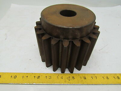 "Martin TS420 20 5-1/2"" OD Spur Gear 1-1/8"" Bore 4 Pitch 20 Teeth"