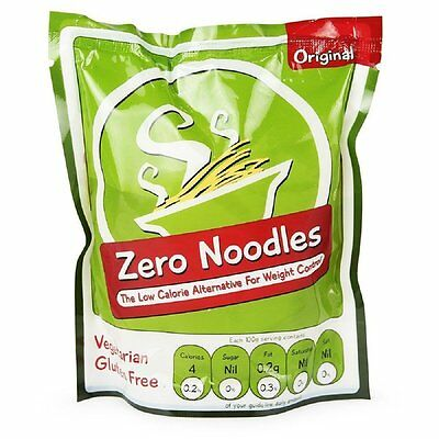 Zero Noodles - Shirataki Noodle 200g (Pack of 4)