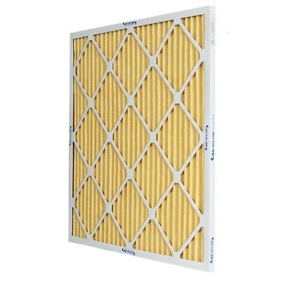 16x25x1 MERV 11 Pleated Home A/C Furnace Air Filter (12-Pack)