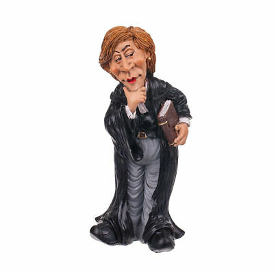 Female Lawyer Funny Figurine Occupation Graduate Warren Stratford  Judge Court