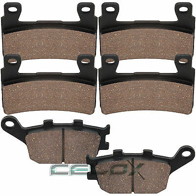 Rear Disc Brake Pads for Honda CBR600RR 2007 599cc By GOLDfren
