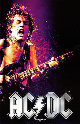 AC/DC Music Poster