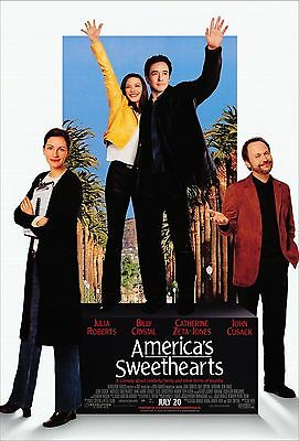 Americas Sweethearts - La pareja del año Movie Poster