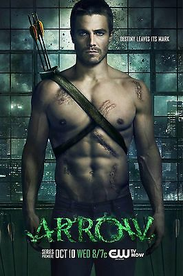 Arrow TV Television Series Poster