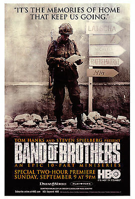 Band Of Brothers - Hermanos de sangre Movie Poster