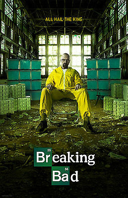 Breaking Bad TV Television Series Poster