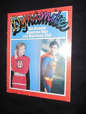 Dynamite Magazine #88 Superman