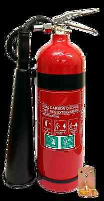 New 3.5Kg Co2 Fire Extinguisher | Safety Equipment
