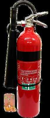 New 5Kg Co2 Fire Extinguisher | Safety Equipment