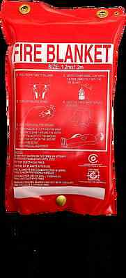NEW FIRE BLANKET (1.2mx1.2m) | SAFETY EQUIPMENT