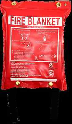 NEW FIRE BLANKET (1.8mx1.2m) | SAFETY EQUIPMENT