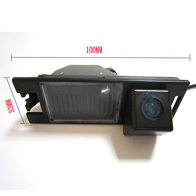 CCD Color Car Rear View Reverse Parking HD Camera for Hyundai IX35 / Tucson 2011