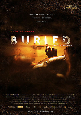 Buried - Enterrado Movie Poster