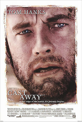 Castaway - Náufrago Movie Poster