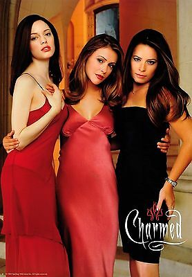 Charmed Embrujadas TV Television Series Poster