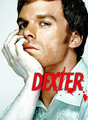 Dexter TV Television Series Poster