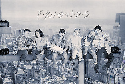Friends TV Television Series Poster