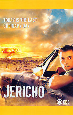 Jericho TV Series Television Poster