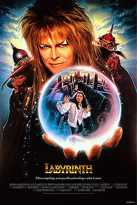 Labyrinth - Dentro del laberinto Movie Poster
