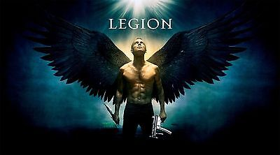 Legion - Legión Movie Poster