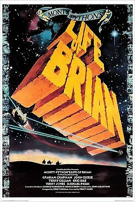 Life Of Brian - La vida de Brian Movie Poster