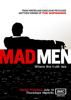 Mad Men TV Series Television Poster