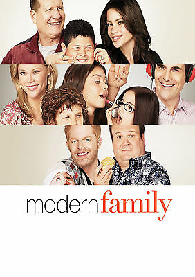 Modern Family TV Series Television Poster
