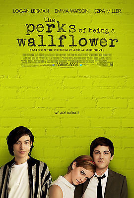 Perks Of Being A Wallflower - Las ventajas de ser un marginado Movie Poster