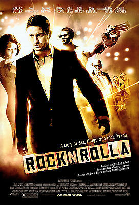 Rock'N'Rolla Movie Poster