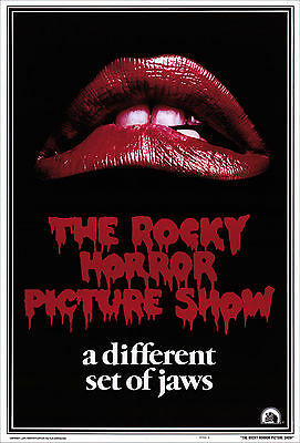 Rocky horror Show Movie Poster