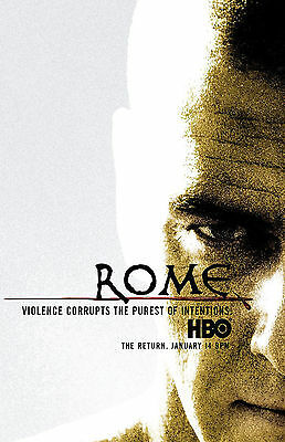 Rome TV Series Television Poster