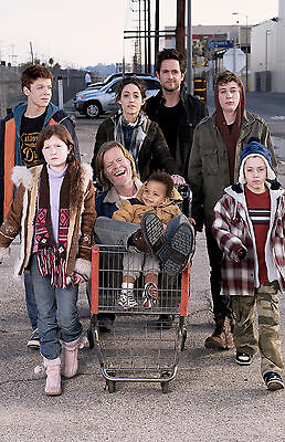 Shameless TV Series Television Poster
